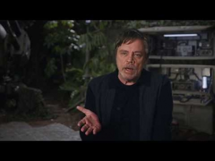 Mark Hamill STAR WARS:  The Rise of Skywalker