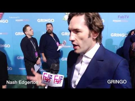 Director Nash Edgerton at the 'Gringo' premiere