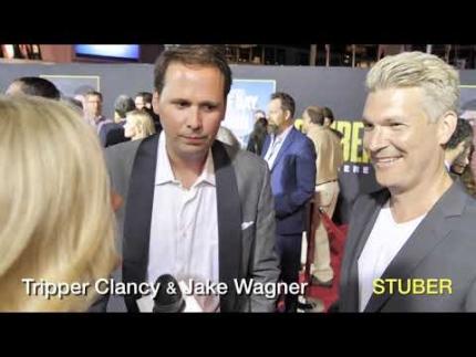 "Tripper Clancy & Jake Wagner ""STUBER"""