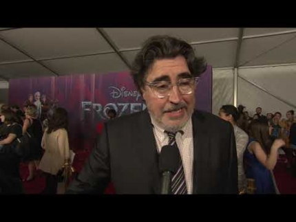"""FROZEN 2"" with ALFRED MOLINA"