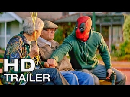 Once Upon A Deadpool ( 2018) Official Trailer | a Christmas special Deadpool