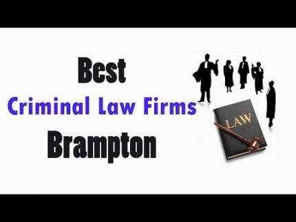Best Criminal Law Firms Brampton  - Saggi Law Firm | Call Us at:(647-983-6720)