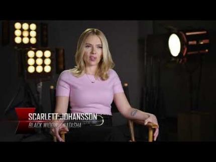 'Marvel Studios' Black Widow - Ready Set Action Featurette