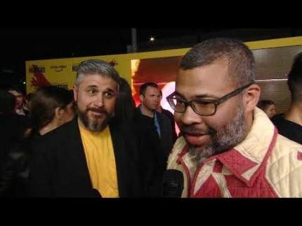 Jordan Peele & Win Rosenfeld - Executive Producers HUNTERS