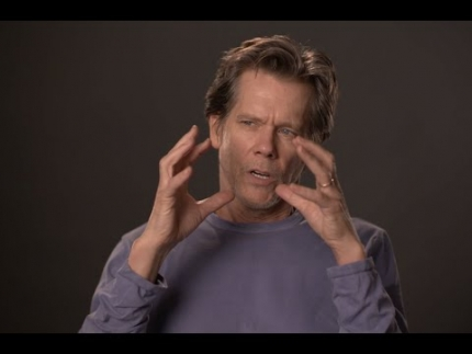 "Exclusives:  Kevin Bacon  ""You Should Have Left"""