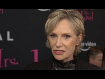 "Jane Lynch ""The Marvelous Mrs. Maisel"""