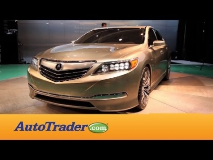 Top Luxury Cars | 2012 New York Auto Show | AutoTrader