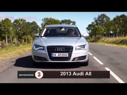 Top 5 Super Luxury Cars 2013