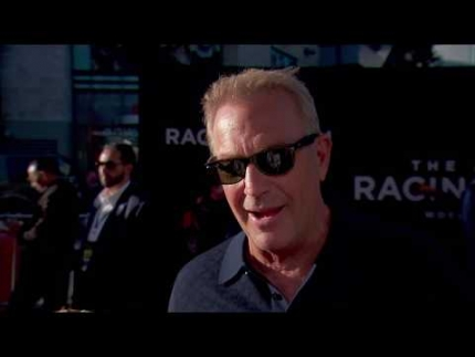 "Kevin Costner at ""The Art of Racing In The Rain"" premiere"