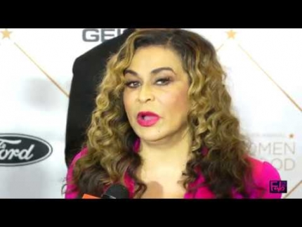 "Tina Knowles at the ESSENCE ""Black Women in Hollywood"" talks Beyonce divorce?"