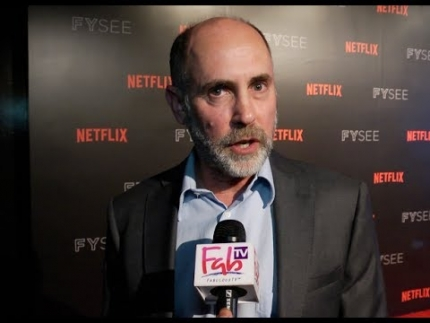 Victor Fresco talks about 'Santa Clarira Diet' at  Netflix FYSEE Comedy Panel on FabulousTV