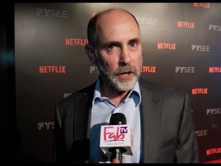 Victor Fresco talks about 'Santa Clarira Diet' at  Netflix FYSEE...