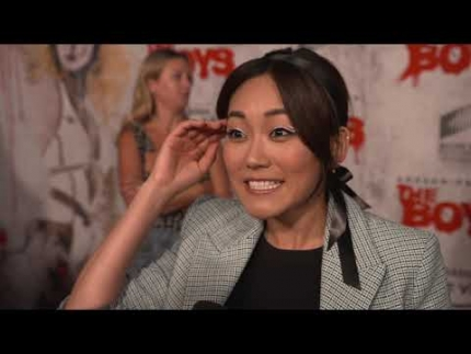 """The Boys"" with  Karen Fukuhara"