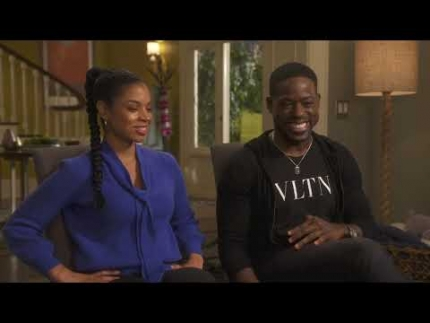 "Interview: Sterling K. Brown and Susan Kelechi Watson ""This is US"""