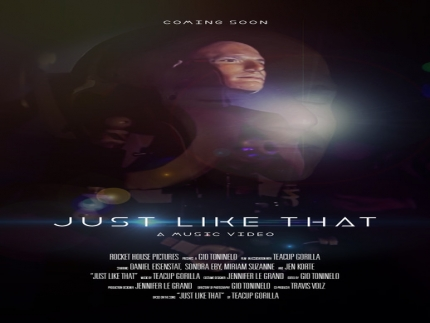 Just Like That (Gio Toninelo) - ROS Film Festival
