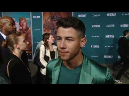"""""""Midway""""  Nick Jonas"""