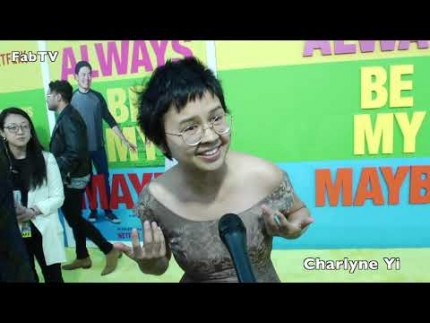 Charlyne Yi at the World Premiere of Netflix's 'Always Be My Maybe'
