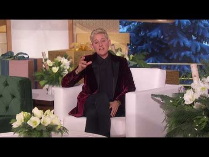 "Ellen's ""Greatest Night of Giveaways"""