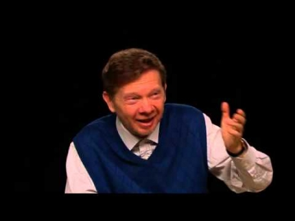 Eckhart Tolle TV: How do I respond to another\'s pain-body?