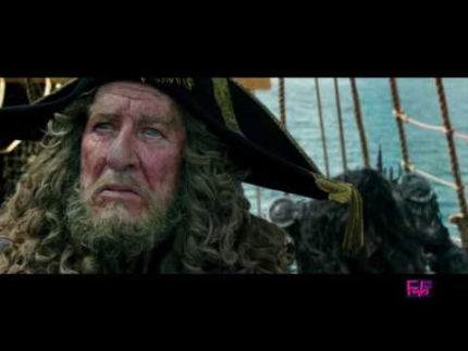 Geoffrey Rush talks about 'Pirates Of The Caribbean 5'   Dead Men Tell No Tales