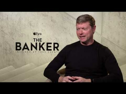 """THE BANKER"" with  George Nolfi"