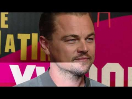 """""""Once Upon Hollywood"""" press by FabTV"""