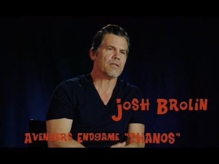 """Avengers Endgame   Josh Brolin  """"THANOS"""""""