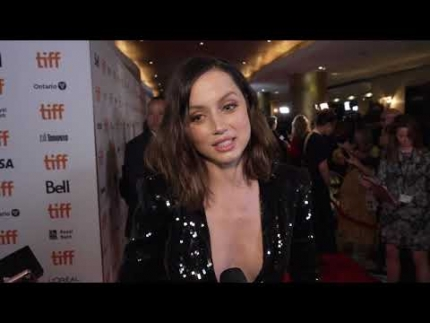 """KNIVES OUT"" with  Ana De Armas at the World Premiere"