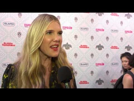 """Fractured""   Red Carpet  Lily Rabe   ""Joanne Monroe"""