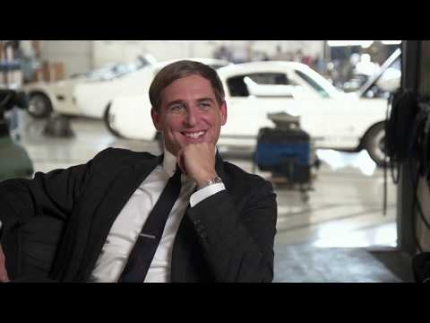 """Ford v Ferrari"" star Josh Lucas who plays ""Leo Beebe"""
