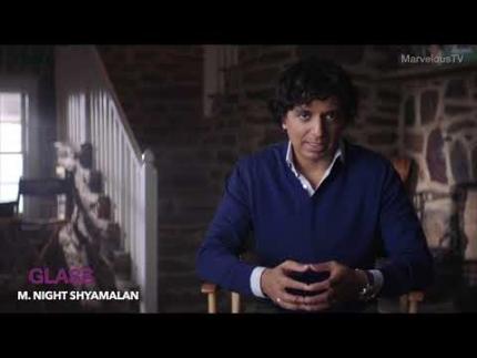 "Director M. Night Shyamalan details ""GLASS"""