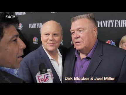 "Buddy Cops: Dirk Blocker and Joel McKinnon Miller ""Brooklyn..."