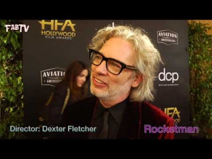 "Director: Dexter Fletcher attends the ""23rd Annual Hollywood Film Awards"""