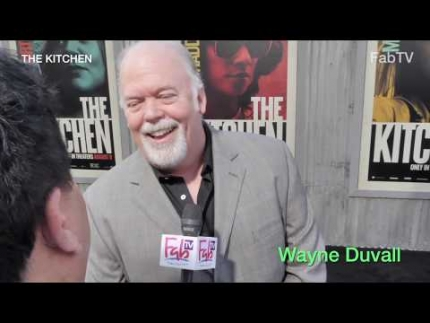 "Wayne Duvall talks  ""Irish Westies""  at ""The..."