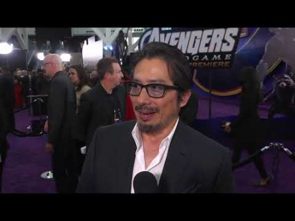 Hiroyuki Sanada joins the MCU at the Avengers: Endgame