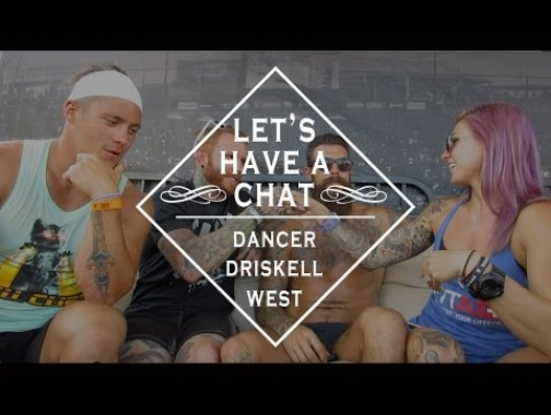 Lets Have A Chat! (CrossFit Games edition) - Sam Dancer, Dave...