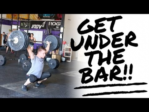 Get Under The Bar - Changing Direction