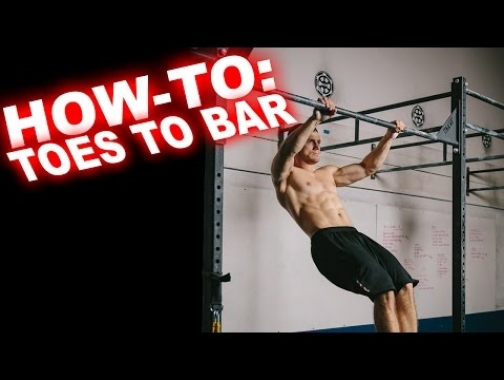 How To Do Toes To Bar (WODprep Tutorial)