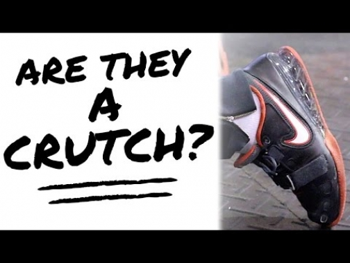 Are Weightlifting Shoes a Crutch? - Weekly Video