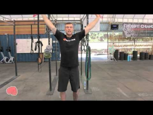 How to Warm Up Shoulders with Resistance Band - WOD Nation coach...