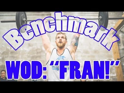Fran WOD Tips (CF Benchmark Workout)