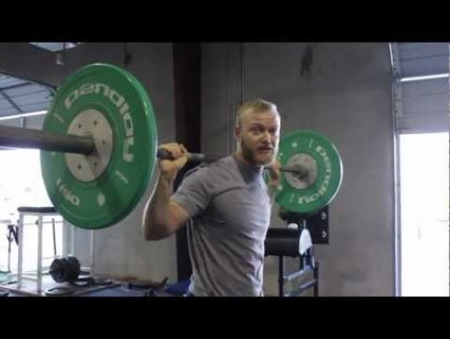 2 Ways to Increase the Amount of Weight You Jerk - TechniqueWOD