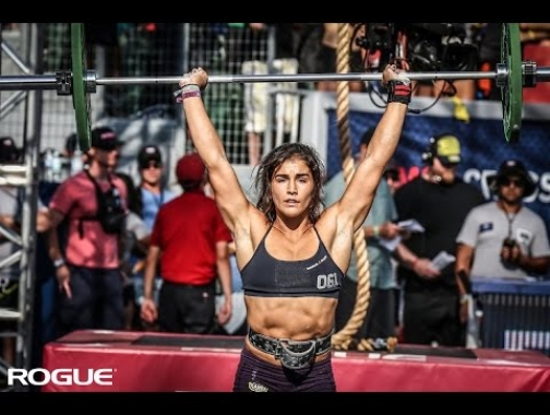 Lauren Fisher - Strength and Beauty