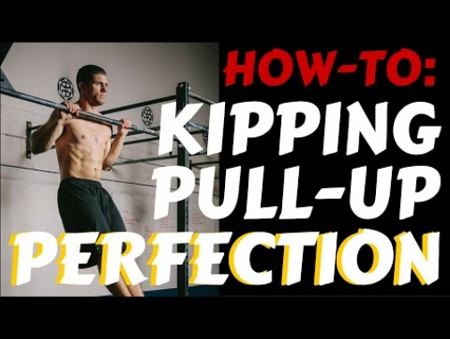 How To Do Kipping Pullups for WODs (WODprep Tutorial)