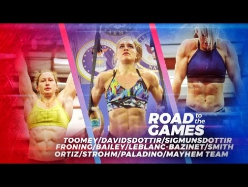 Road to the Games 17.02: Cookeville Camp