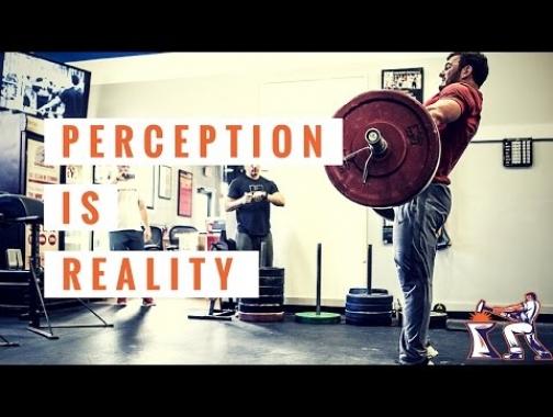 Perception is Reality || Ben Bergeron