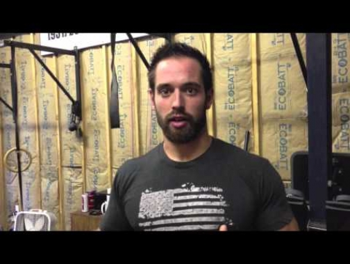 The Mental Side of The CrossFit Games - Rich Froning