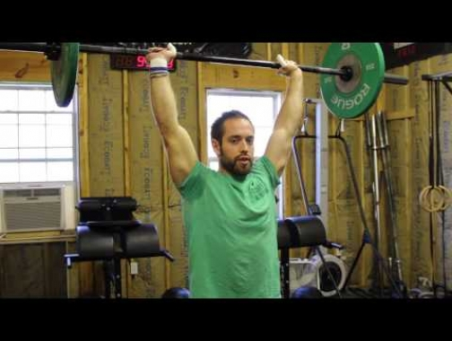 Rich Froning - Increase Your Clean and Jerk Efficiency