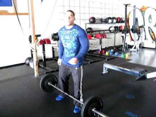 Quick tips for the Thruster with Jason Khalipa