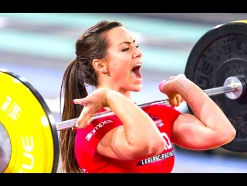 Top Female Crossfit Athletes 2015